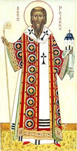 sveti Patern - škof