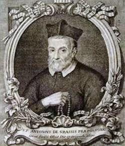 blaženi Anton Grassi - duhovnik