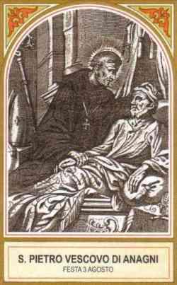 sveti Peter - škof