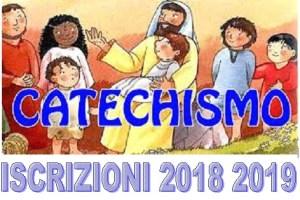 Iscrizioni Catechismo di Comunione @ In Teatro ed in Palestra