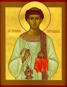 Icono de San Esteban Protomartir