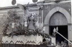 Fotografía Antigua Semana Santa Santisteban - Blog La Raíz