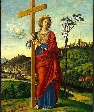Santa Elena y el Descubrimiento de la Cruz