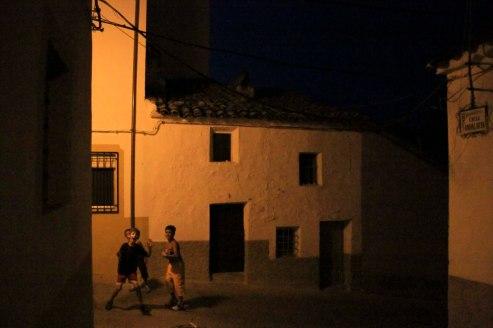 Atardeceres en Santisteban por Mariano Soriano