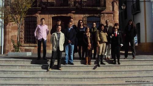 Jurado de la XXVI Bienal Jacinto Higueras.