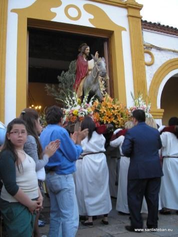 Semana Santa Domingo de Ramos 2011