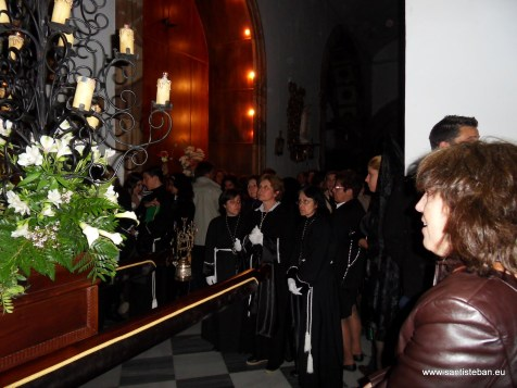 Procesión Virgen de la Soledad 2011