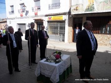 Ginés Sánchez, Ángel López, Antonio Fonseca y José Galdón Fuentes