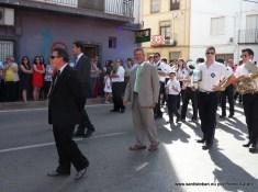 El alcalde Juan Diego Requena, José Álvarez y Ramón Padilla, miembros de la nueva corporación(II)