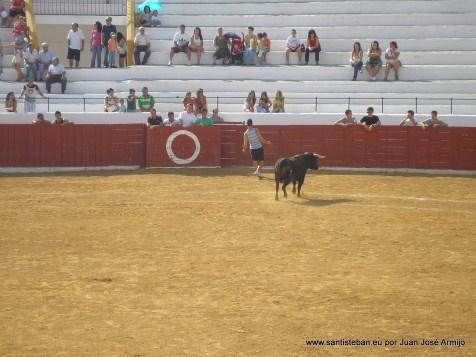 Encierros sábado 13 Agosto 2011 Juan José Armijo