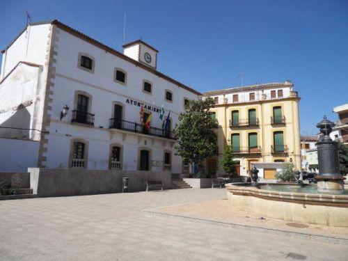 Ayuntamiento Santisteban del Puerto
