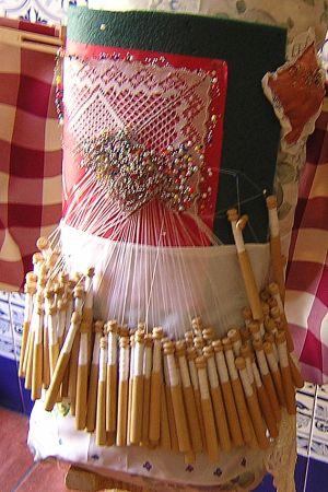 Bolillos Josefina Mercado Santisteban del Puerto