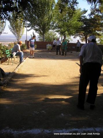 Campeonato de Petanca, 9 de septiembre 2011