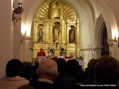 Festividad de San Esteban Protomartir I