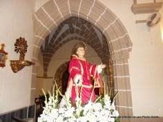 San Esteban antes de la procesión II