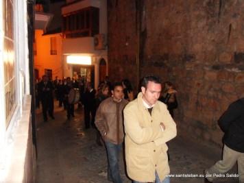 Procesión en calle Cervantes IV