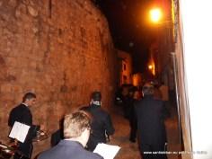 Procesión en calle Cervantes VII