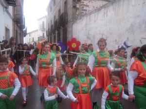 Carnaval 2011 por la AMPA Virgen del Collado