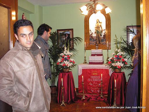 Lumbres de Santo Bastián 2012