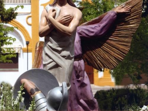 Cartel Semana Santa Santisteban del Puerto 2012