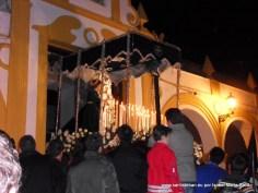 Salida de la Virgen de los Dolores y San Juan Evangelista
