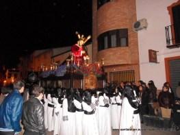 Jesús de la Caída en la Calle Sagasta