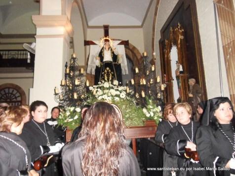 Viernes Santo - Virgen de la Soledad