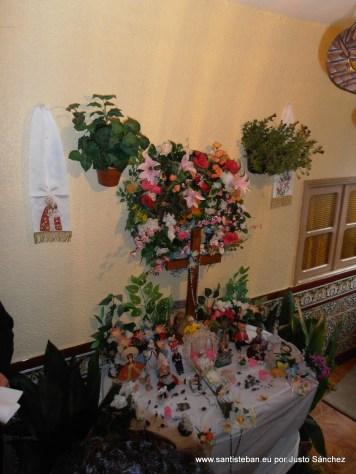 Cruz de Amadora Guzmán Gil, C/ Modesto Higueras 36