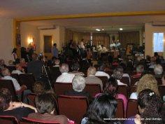 Presentación del libro y Cartel de Pascuamayo 2012. Entrega de premios Fotos S.S. y de Cruces