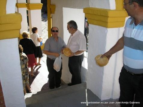 Domingo Pentecostés 2012- Caridad por Juanjo Armijo
