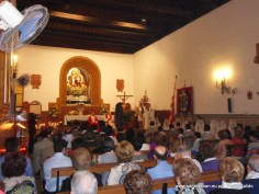 Solemne Función Religiosa del día de Pentecostés, en honor a Ntra. Señora Madre.