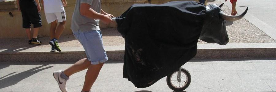 Encierro Infantil Agosto 2012