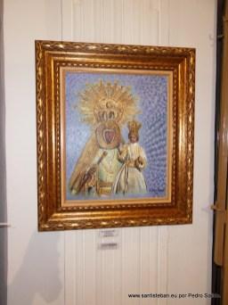 La Virgen del Collado Coronada.