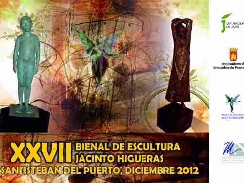 XXVII Bienal Escultura Jacinto Higueras, 2012