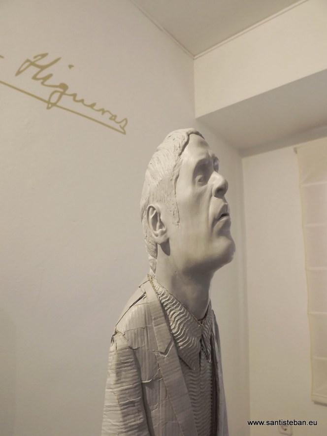 """Mención de Honor y Premio del Público:  """"Eric"""" por Bartolomé Montes López."""