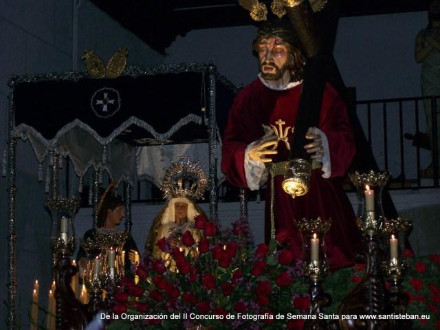 Primer Premio II Concurso Fotografía Semana Santa Santisteban, Pedro E. López. Fotografía 56.
