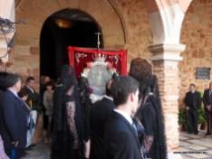 Comienza la procesión