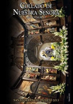 Portada de Collado de Nuestra Señora 2013