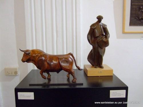 Exposición Taurina de José Leal