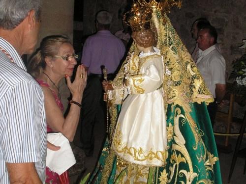 Besamanos con motivo del Aniversario de la Coronación