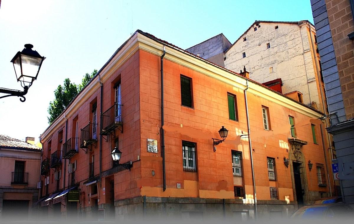 El Pretil de Santisteban en el Madrid de los Austrias