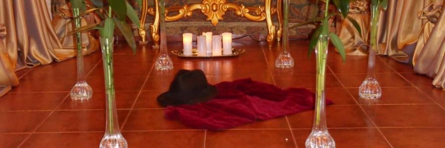 Mayos Santisteban. La capa que me tapa y el sombrero que yo quiero.