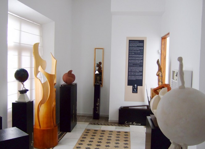 Exposición XXVIII Bienal Escultura Jacinto Higueras 2014