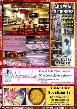 Campaña Comprar en Santisteban Tiene Premio 4
