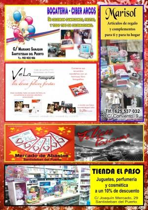 Campaña Comprar en Santisteban Tiene Premio 5