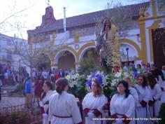 Domingo de Ramos. Procesión de la Borriquilla