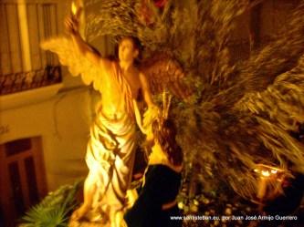 Martes Santo. Procesión de Nuestro Padre Jesús en la Oración en el Huerto y Cristo de Medinaceli.