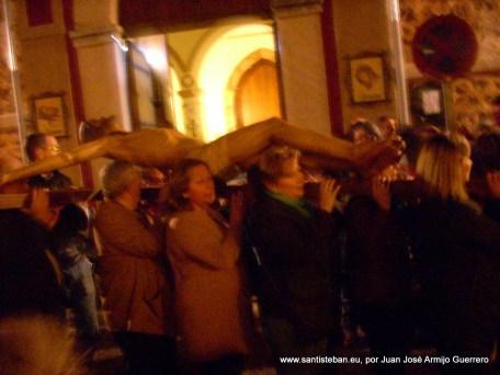 Miercoles Santo, Vía Crucis