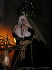 Viernes Santo. Santo Entierro y Virgen de las Lágrimas