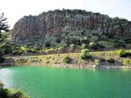 Riscas de Valdinfierno (Embalse del Guadalmena)